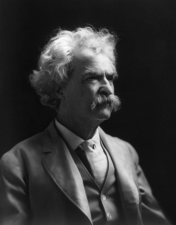 Library of Congress - Mark Twain
