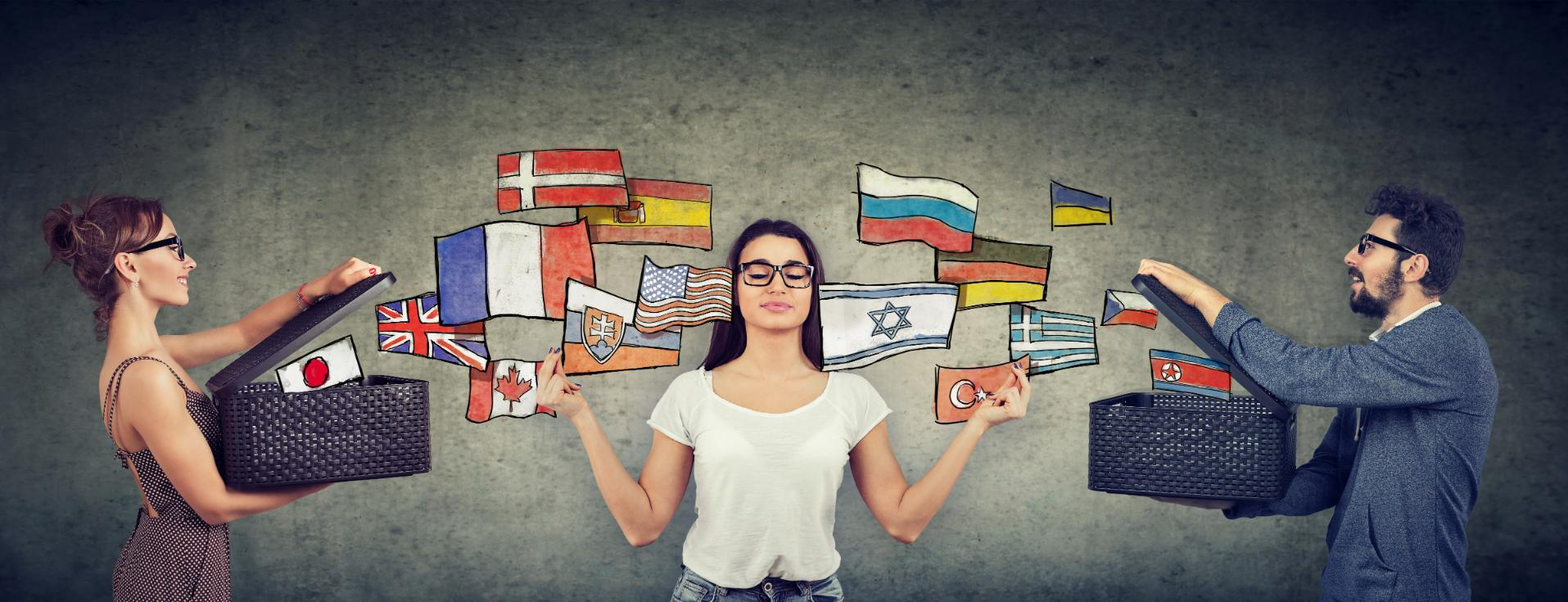 polyglots translate software to empower more users globally